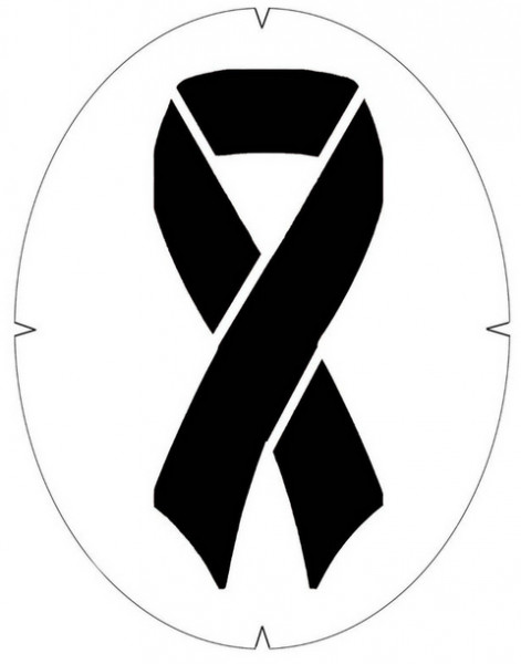 Tourna Hope Ribbon