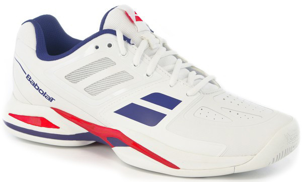 Babolat Propulse Team AC Woman - white/red