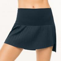 Damska spódniczka tenisowa Lucky in Love BMS Skirts Hi-Chop Pleated Skirt W - midnight