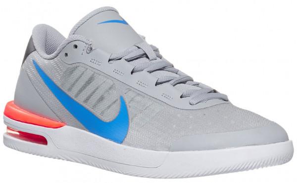 Męskie buty tenisowe Nike Air Max Vapor Wing MS - light smoke grey/blue hero