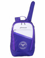 Tenisa mugursoma Babolat Club Backpack Wimbledon - white/purple