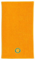Ręcznik tenisowy Wimbledon Embroidered Guest Towel - ochre