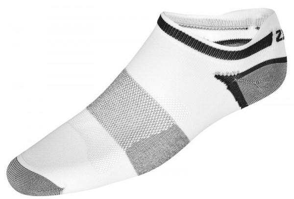 Tennisesokid  Asics Lyte Sock - 3 pary/real white