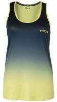 Ženska majica bez rukava NOX Camiseta Mujer Tirantes Pro W - azul/lima