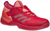Damskie buty tenisowe Adidas Adizero Ubersonic 3 W - energy pink/vapour grey metalic/easy coral