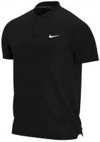 Nike Court Dri-Fit Polo Blade - black/white