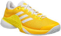 Męskie buty tenisowe Adidas Barricade - eqt yellow/ftwr white/bright yellow