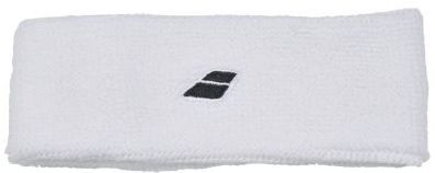 Babolat Cotton Headband - white/navy