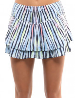 Damska spódniczka tenisowa Lucky in Love Going Wild Flip Skirt Women - graystone