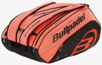Padelio krepšys Bullpadel BPP21006 Flow Bag - coral fluor