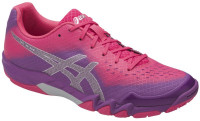 Buty do squasha Asics Gel-Blade 6 - orchid/prune/rouge red