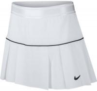 Damska spódniczka tenisowa Nike Court Victory Skirt W - white/black/black