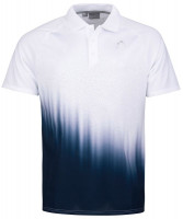 Polo marškinėliai vyrams Head Performance Polo II Shirt M - white/print performance