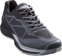 Męskie buty tenisowe Wilson Rush Pro 3.5 Clay - dk grey/black/pearl blue