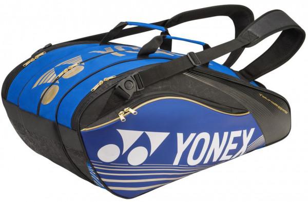 Yonex Pro Racquet Bag 9 Pack - blue