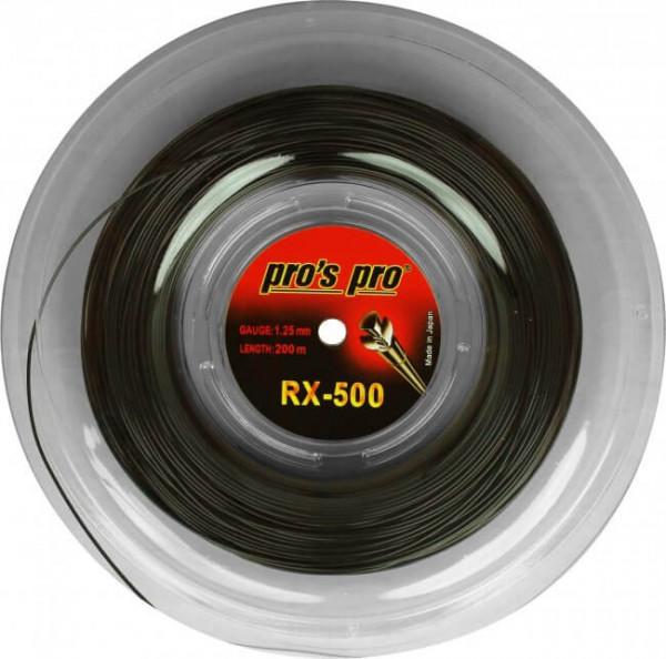 Tennisekeeled Pro's Pro RX-500 (200 m) - black