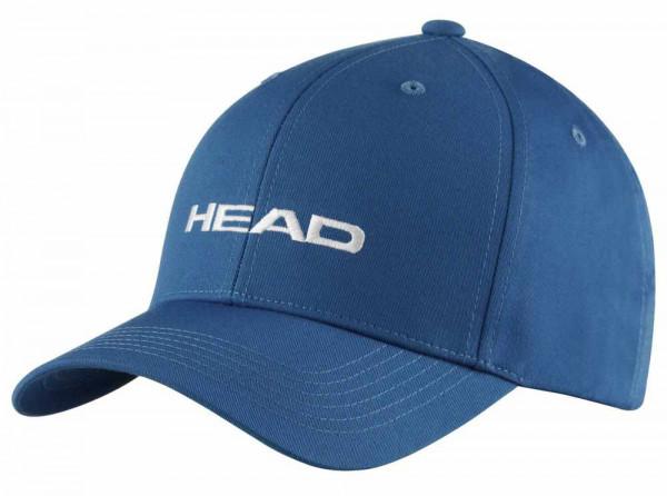Teniso kepurė Head Promotion Cap - navy