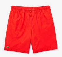 Męskie spodenki tenisowe Lacoste Men's SPORT Tennis Shorts - orange