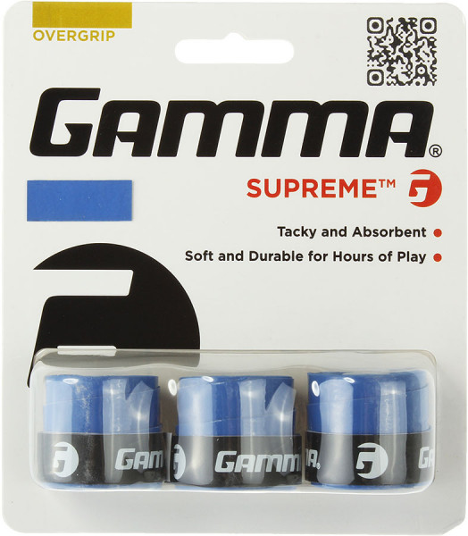 Viršutinės koto apvijos Gamma Supreme (3 szt.) - blue