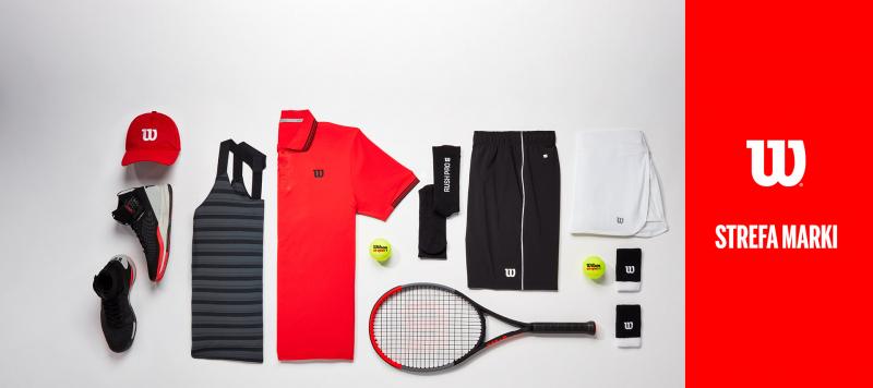 Wybierany przez najlepszych   Sklep Tenisowy Strefa Tenisa