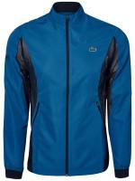 Męska bluza tenisowa Lacoste Men's SPORT Novak Djokovic Full-Zip Jacket - blue/navy blue