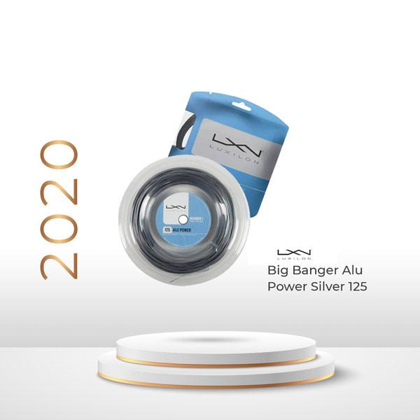 Luxilon Big Banger Alu Power Silver 125 (12.2 m)