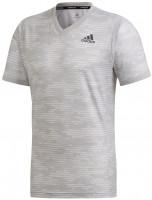 Męski T-Shirt Adidas Freelift Primeblue Tee M - grey two/grey six