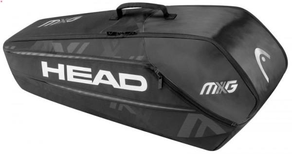 Head MXG 6R Combi - black/silver