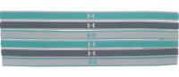Under Armour Mini Headbands (6pk) - turquoise