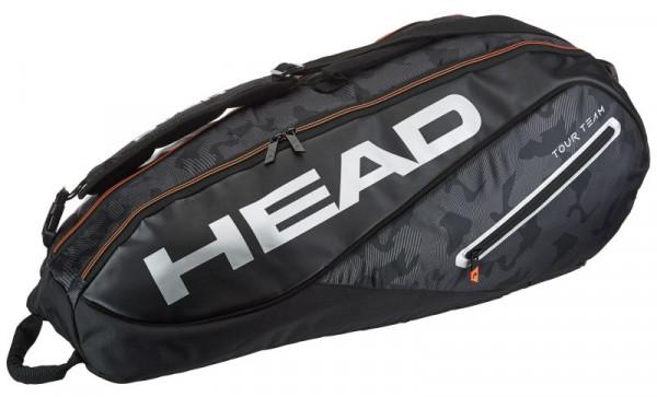 Head Tour Team 6R Combi - black/silver