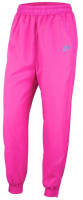 Damskie spodnie tenisowe Nike Court Tennis Pant NY - pink foil/hot lime/white/sapphire
