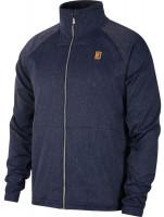 Męska bluza tenisowa Nike Court Jacket PS NT - obsidian/wheat