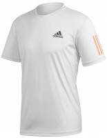 Teniso marškinėliai vyrams Adidas Club 3-Stripes Club Tee M - dash grey/grey six