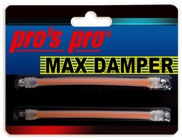 Vibracijų slopintuvai Pro's Pro Max Damper 2P - orange