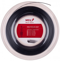 Tennisekeeled MSV Focus Hex (200 m) - black