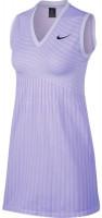 Damska sukienka tenisowa Nike Court Maria Women's Tennis Dres LN - purple agate/black