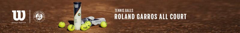 Wilson - Piłki tenisowe Roland Garros All Court
