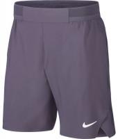 Teniso šortai vyrams Nike Court Flex Ace 9 inch Short - gridiron/white