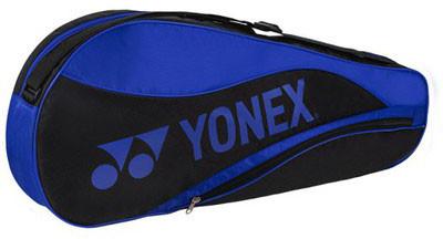 Yonex Racquet Bag 3 Pack - black/blue