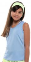 Majica kratkih rukava za djevojčice Lucky in Love Going Wild V-Neck Cutout Tank Girls - cloud