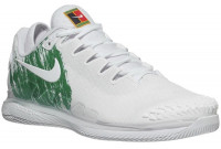Damskie buty tenisowe Nike WMNS Air Zoom Vapor X Knit - white/white/clover/gorge green
