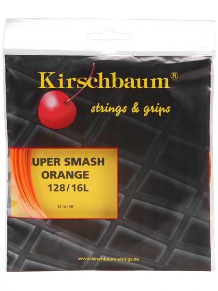 Tenisa stīgas Kirschbaum Super Smash Orange (12 m)
