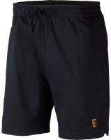 Męskie spodenki tenisowe Nike Court Short Heritage - black