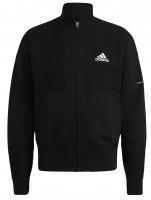 Bluzonas vyrams Adidas Tennis Primeknit Jacket M - black