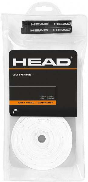 Overgrip Head Prime (30 szt.) - white