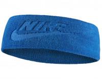 Znojnik za glavu Nike Headband Sport Terry M - signal blue/signal blue