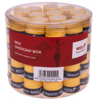 MSV Cyber Wet Overgrip (60 vnt.) - yellow