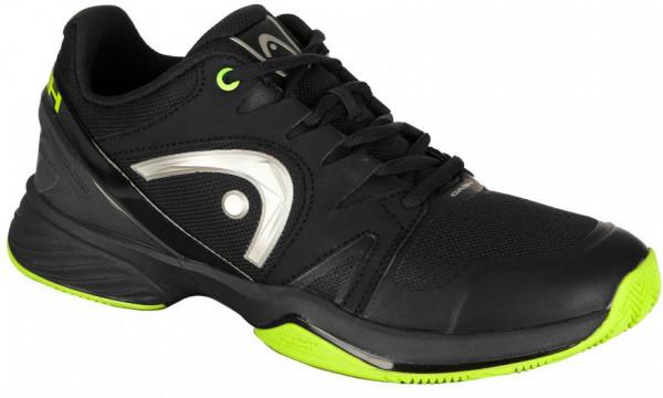 870e59bc79ff Head Sprint Ltd. Clay Men - black/neon green | Head | Brands ...