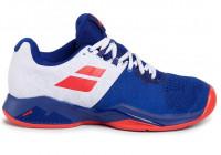 Męskie buty tenisowe Babolat Propulse Blast Clay Men - imperial blue/white