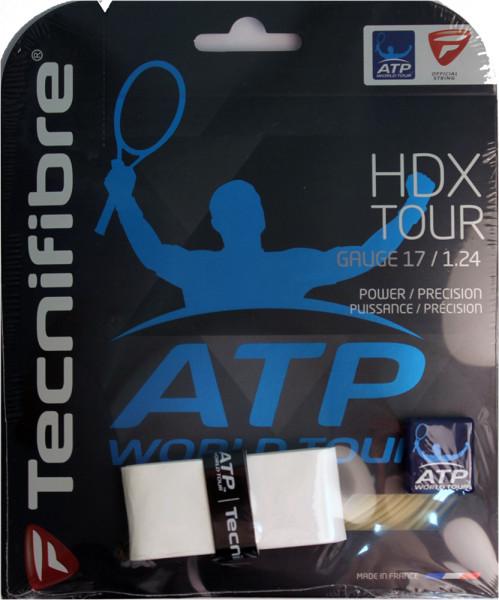 Tenisa stīgas Tecnifibre HDX Tour (12 m) set